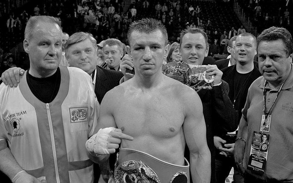 Resident Heavyweight Tomasz Adamek 49-2