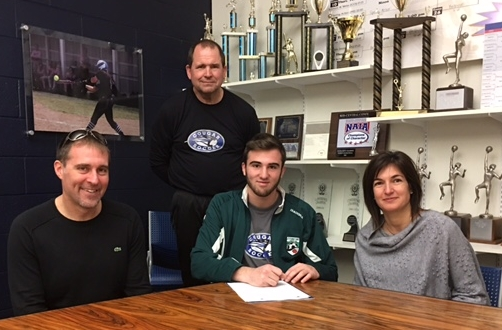 Congratulations to Julian Colantonio who is with our Energy 99 boys competitive team.  He has signed a letter of intent to attend the University of Saint Francis, Fort Wayne Indiana on a soccer scholarship.  Julian your EYSC family is very proud of you!  Best wishes!