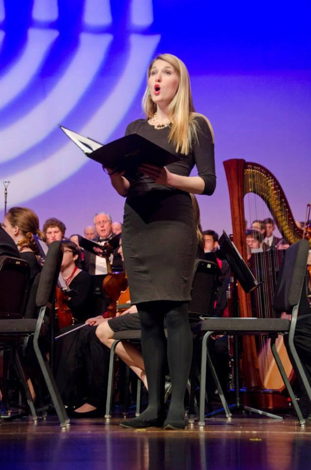Davidson College Holiday Gala Concert.   © Davidson College