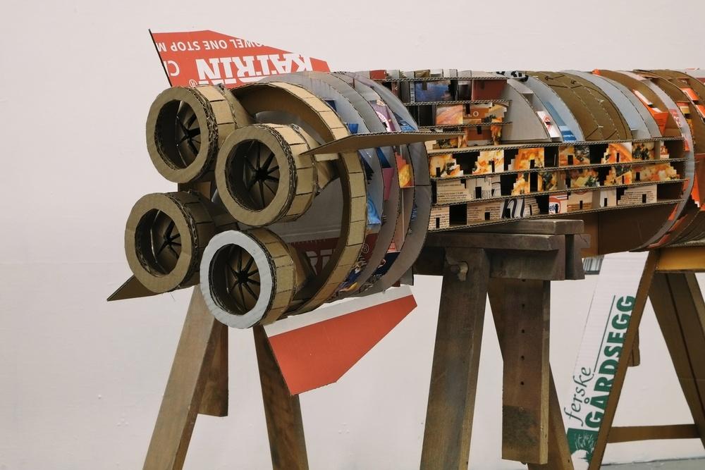 model rocket #2