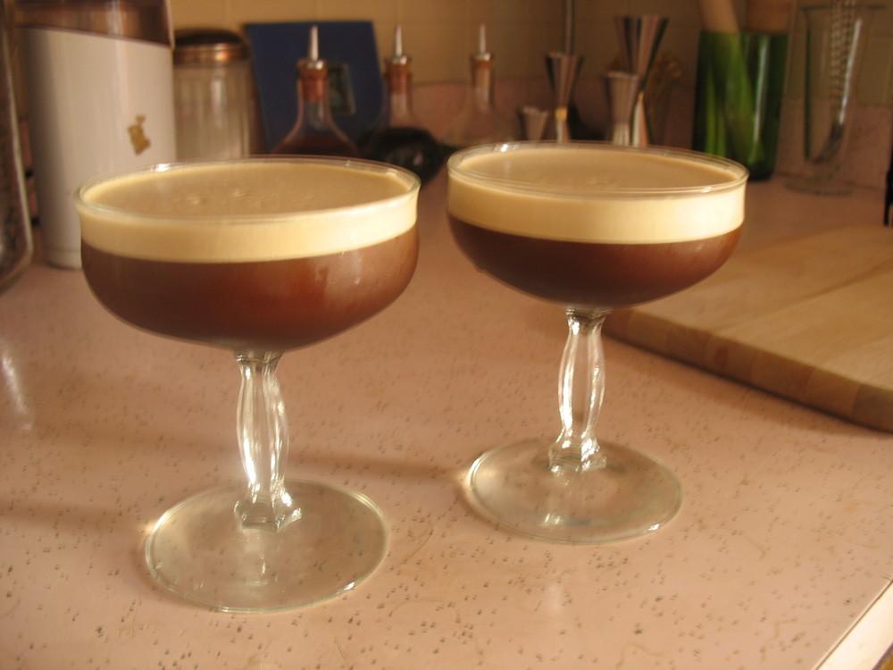 Un Cafe Va Bene - A Very Good Cocktail indeed