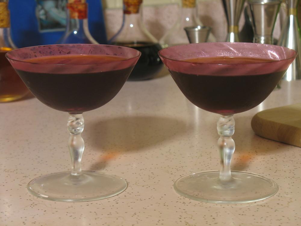 Nonatum Cocktails