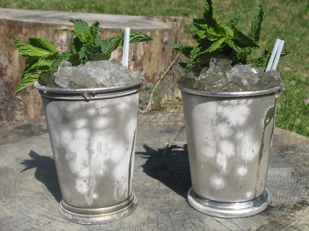 Mint Juleps - Bourbon