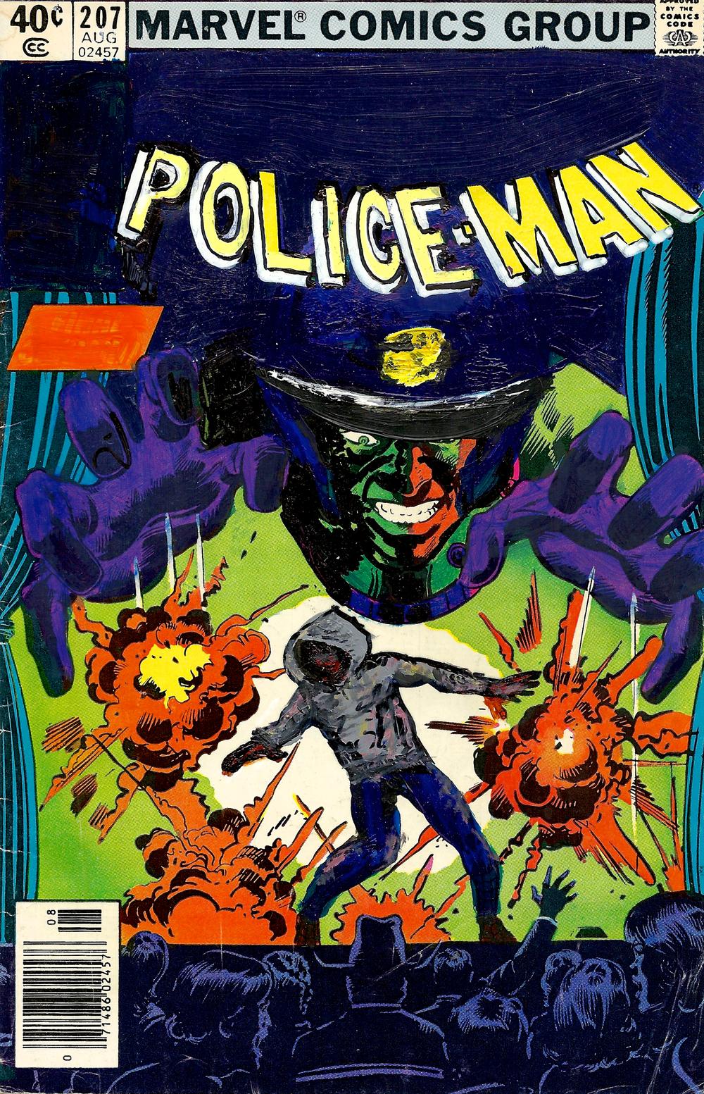 Police-Man #207