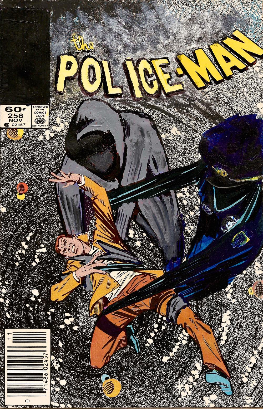 Police-Man #258