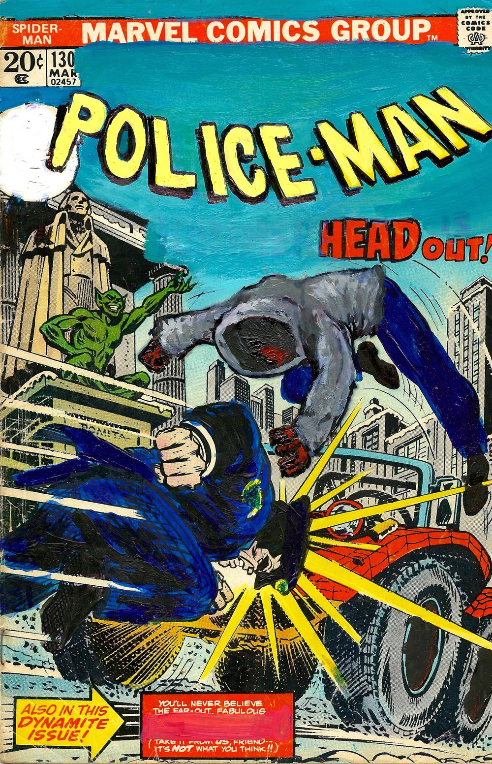 Police-Man #130
