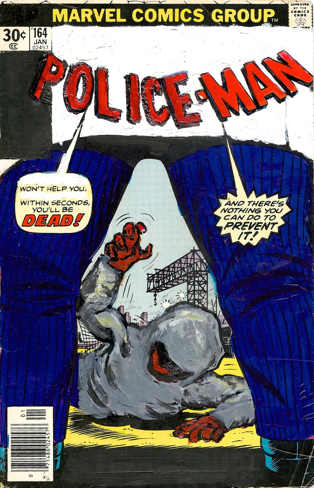Police-Man #164