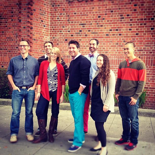 Part of the Dream Team:  Scott Witthoft ,  Scott Doorley , Melanie Kahl, Christian Long, David Bill , Jenna Wittenberg, Jason Chua