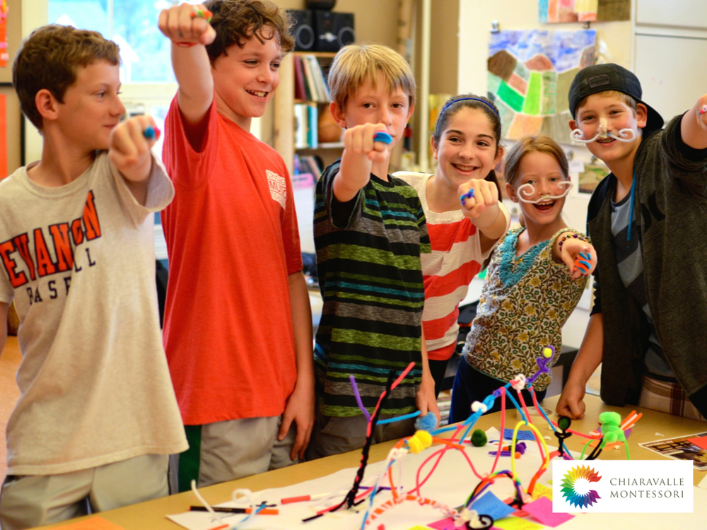 Chiaravalle Montessori School - Evanston, Illinois