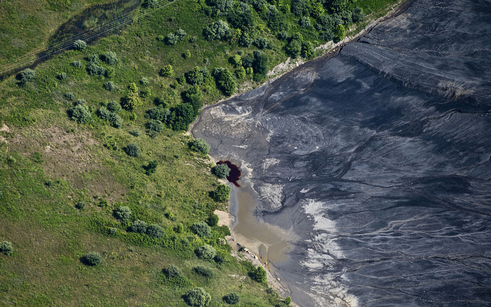 Coal mine waste, KY