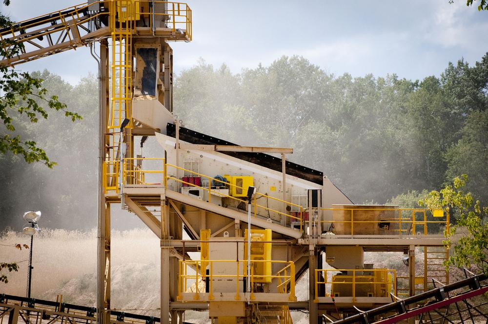 Frack sand mining, WI