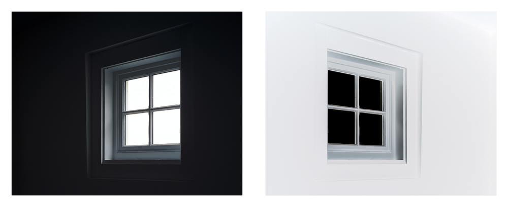 Window (positive & negative)