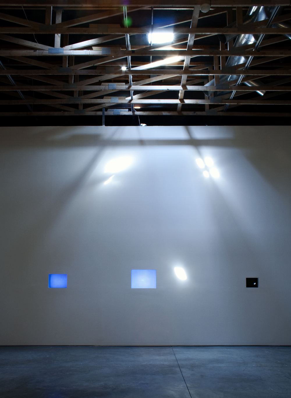 Installation view, Scottsdale Museum of Contemporary Art, 2009-2010.