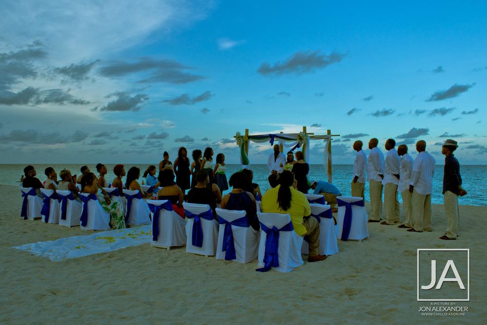 Tiffany's Wedding