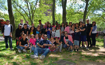 Saturday GOAL and community impact -  In June we hosted an end-of-year community picnic at Thomas Jefferson Park in East Harlem.  The weather held up and the event was extremely well-attended by GOAL students, teachers and staff, family members and others from the community.