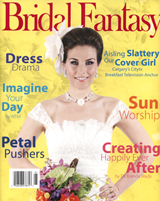Bridal Fantasy :: Winter 2009 Featured Edmonton Vendor