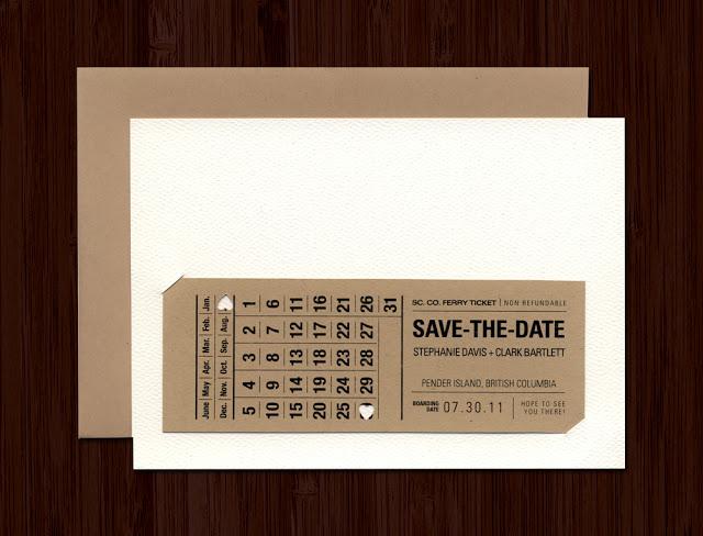 save the dates edmonton wedding invitations stationery pinkpolka