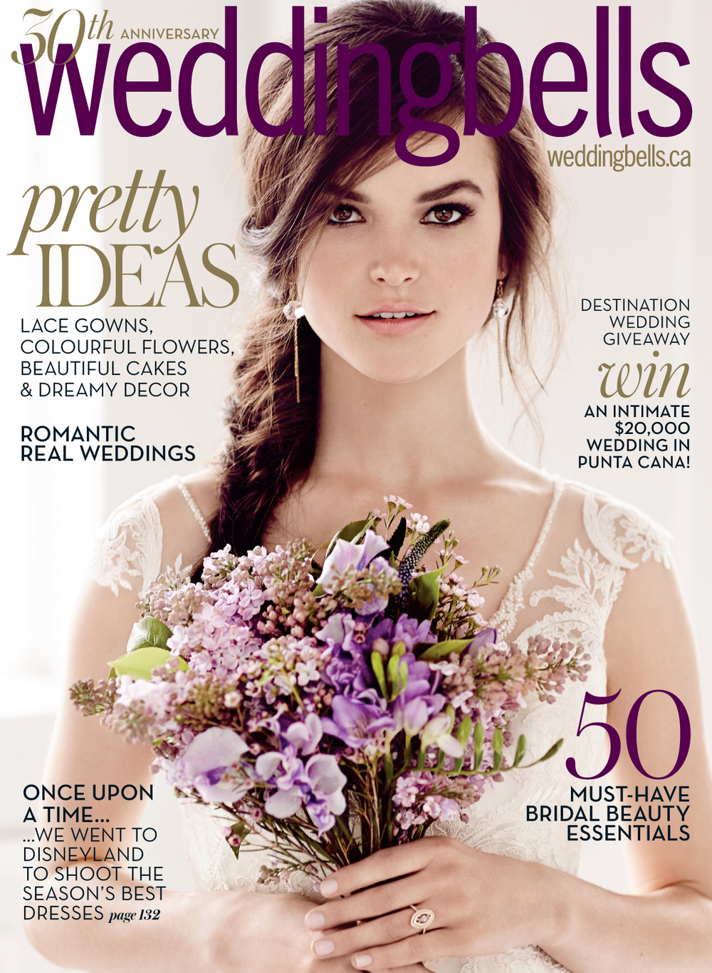 WEDDING BELLS :: Fall 2015 Real wedding feature
