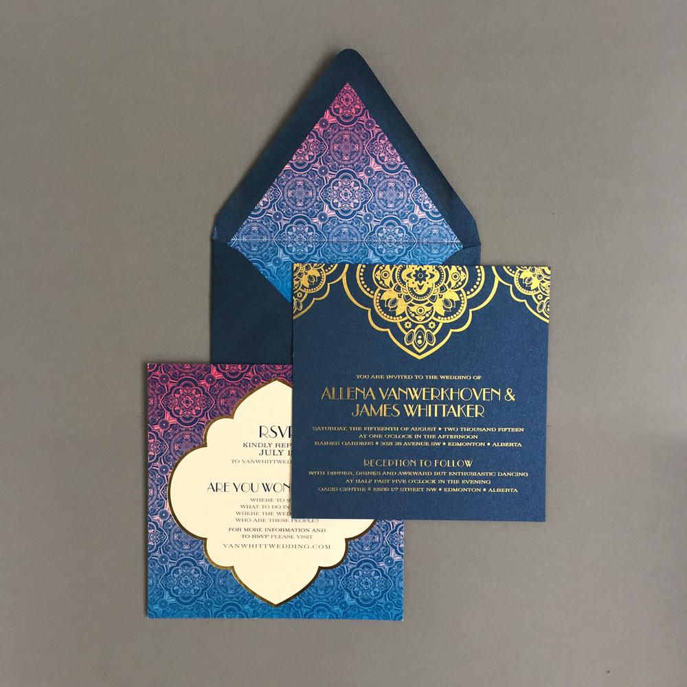 Top 10 2015 Wedding Invitations Part 2 Edmonton Wedding