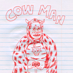 """Noah Van Sciver brings you """"Cow Man"""" and an assortment of other goodies on his Tumblr page."""