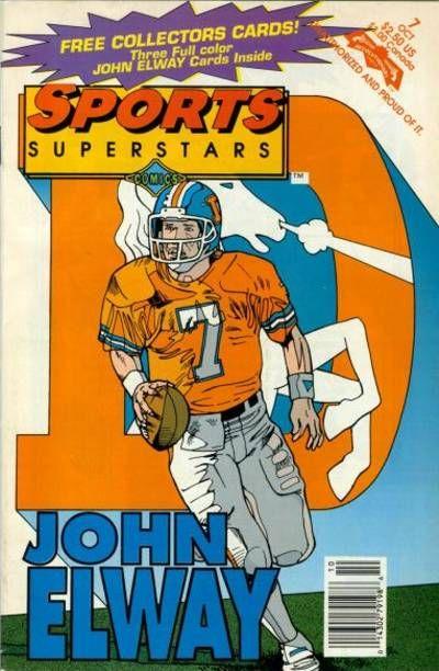 Sports Superstars #7-John Elway