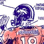 Lonnie MF Allen breaks down how Peyton Manning works.