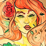 Jovie Hunt has some nice artwork for sale, but you can check them out for free!