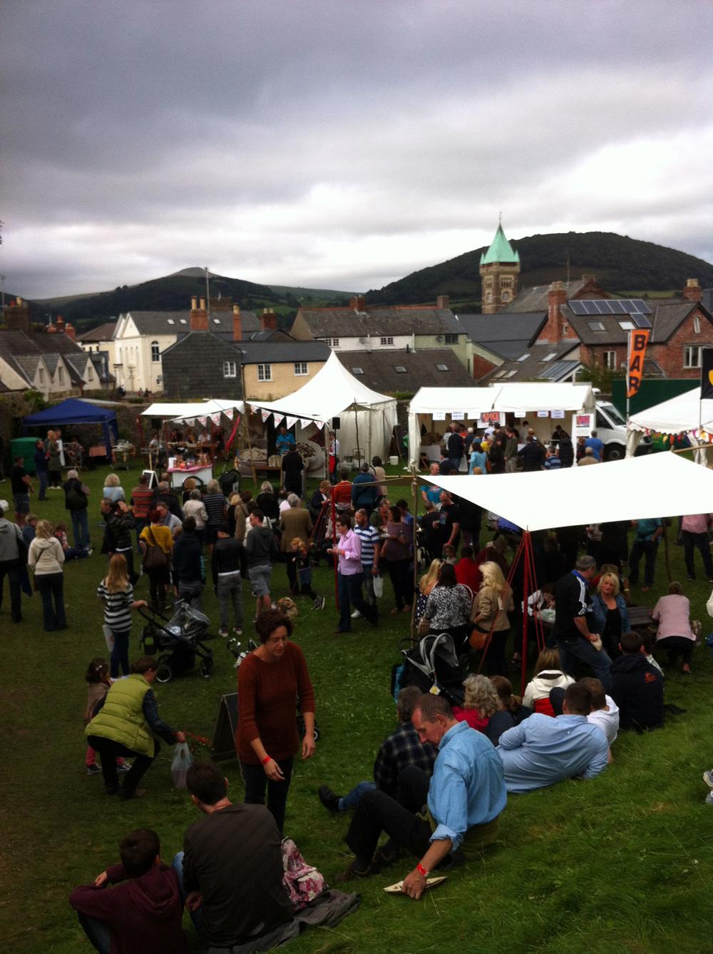 Abergavenny Food Festival 01.JPG