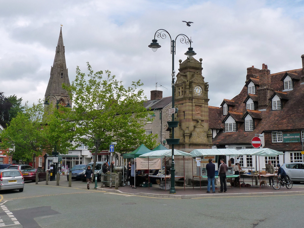 Ruthin: Market Town of the Future