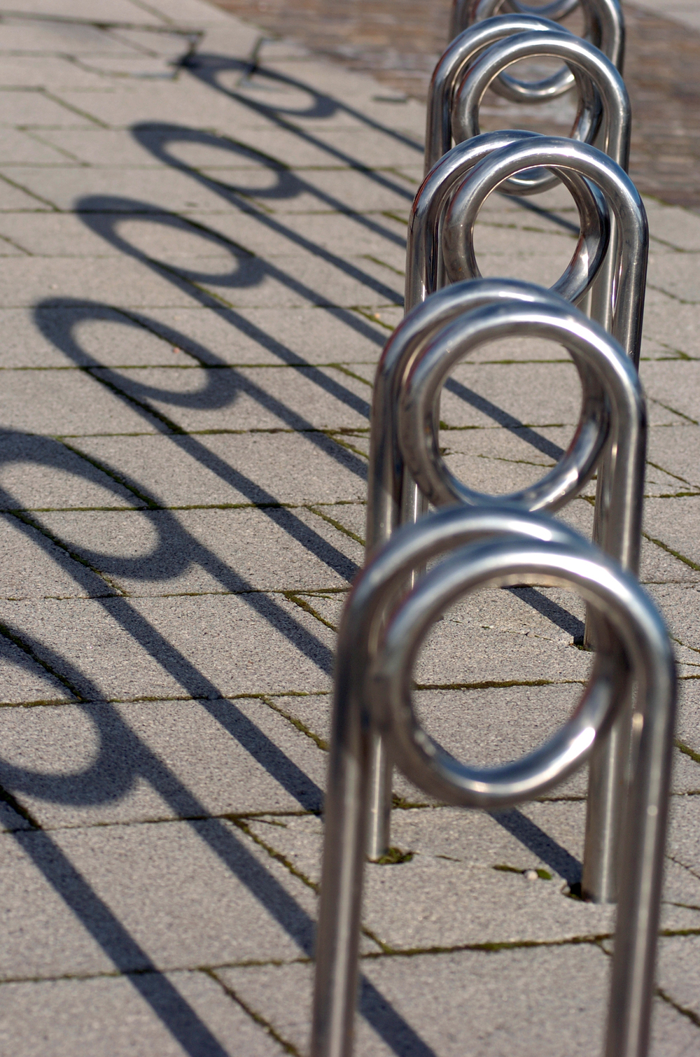 Cycle parking is increasingly important as more and more people cycle rather than driving