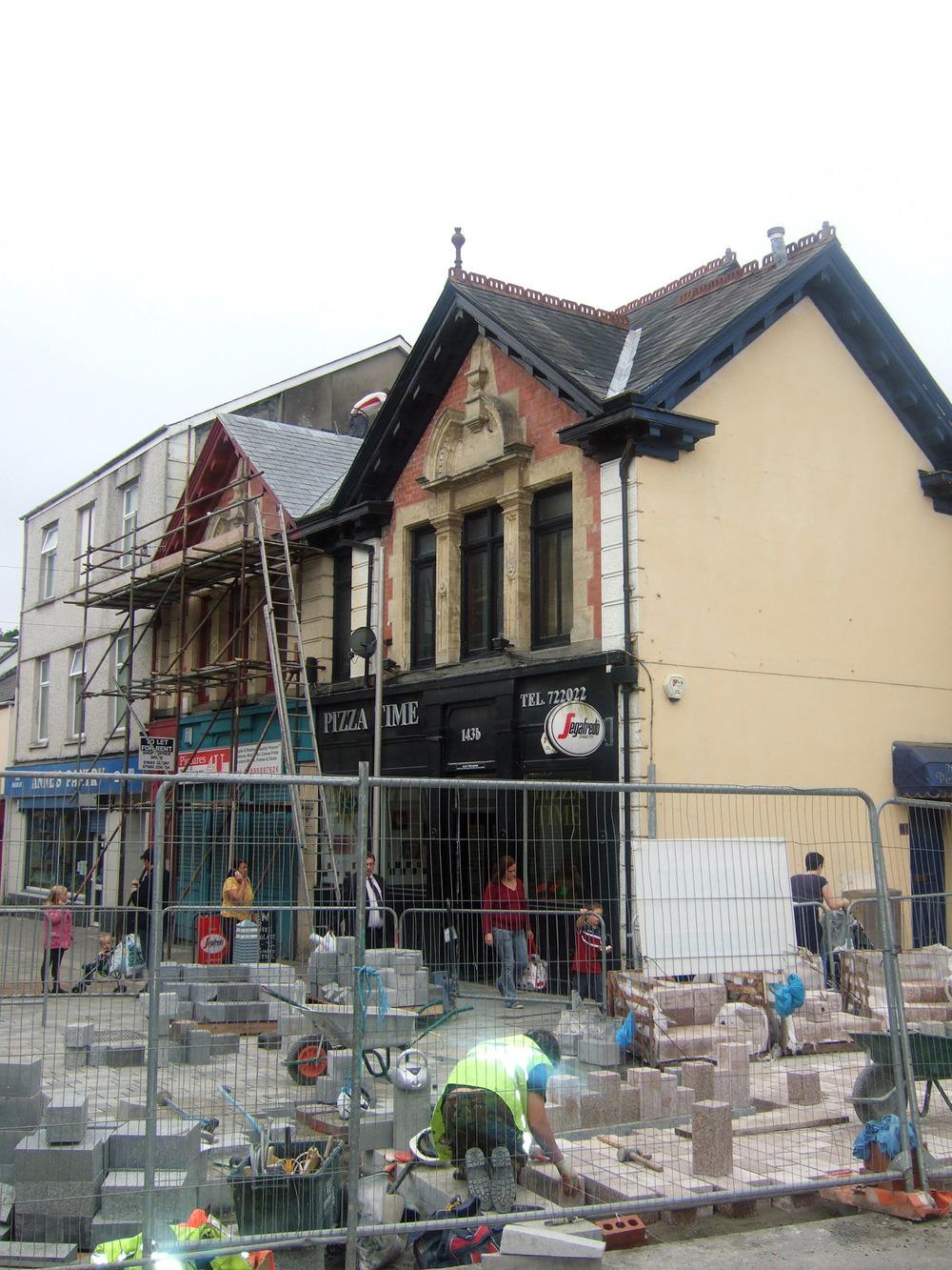 Merthyr Town Centre 28 August 2008 139.JPG