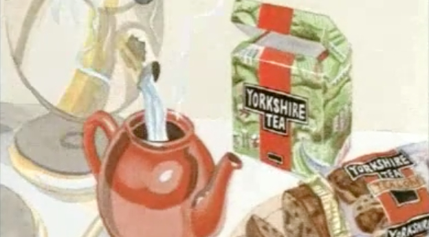'Teascape' Yorkshire Tea