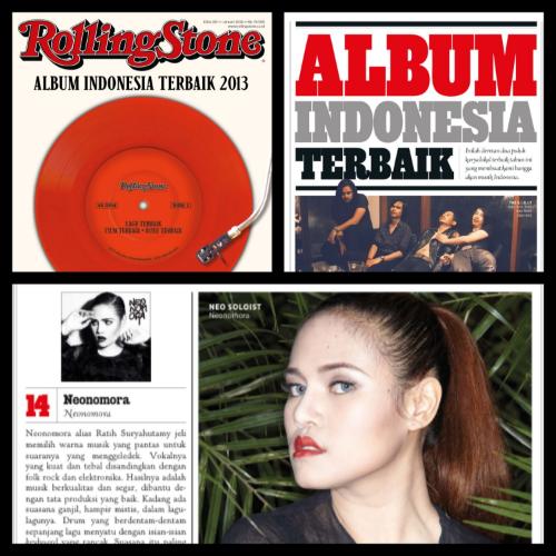 RollingStone Indonesia January 2014