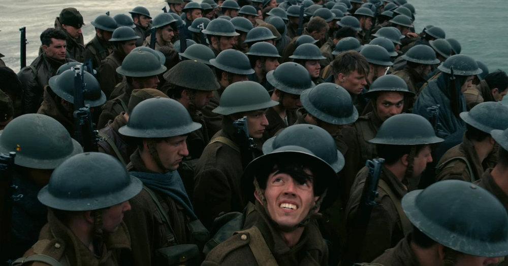 O filme de Christopher Nolan tem personagens coletivos mais fortes que os individuais