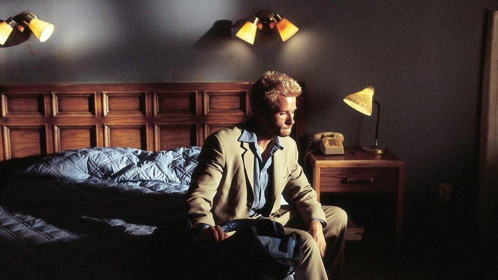 Leonard, protagonista de  Amnésia , é uma metáfora do espectador do começo do século XXI