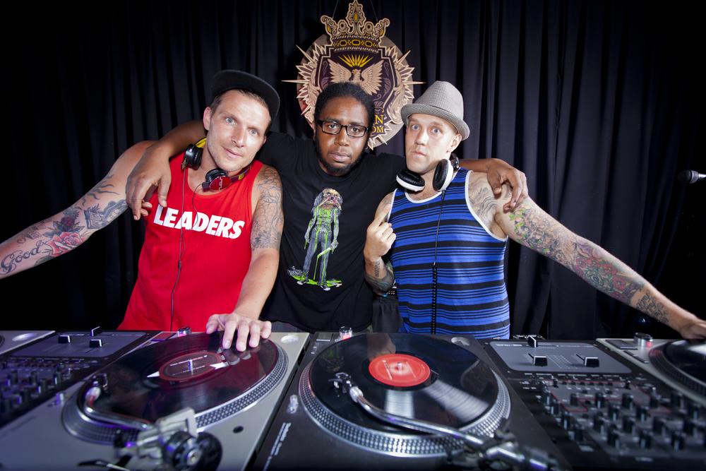 The Original Ante Up DJs