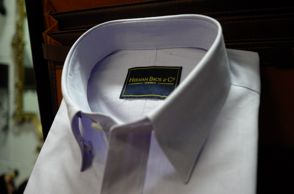 tailor made shirts sydney