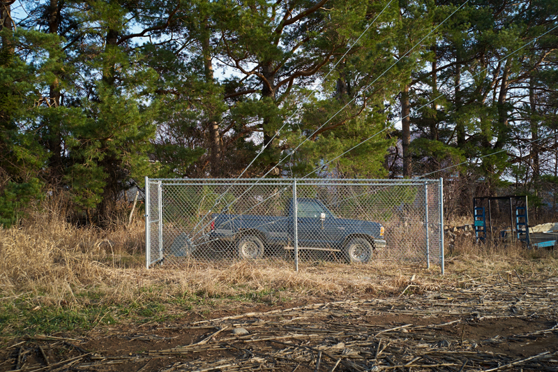 4691 – Thorp, Wisconsin - Don't ever take a fence down until you know why it was put up.