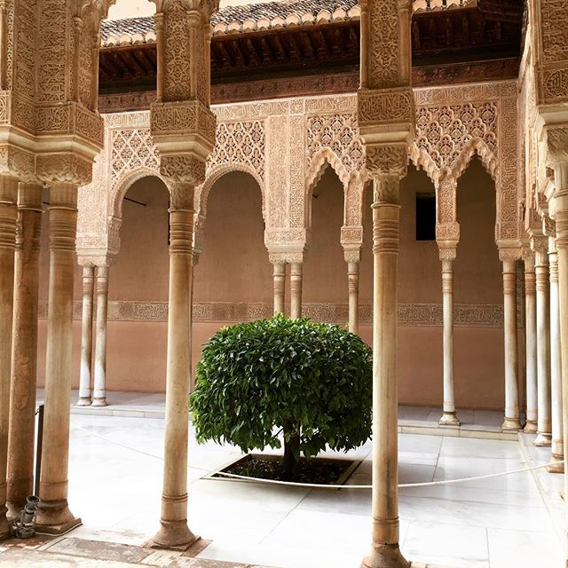 Getting lost in the details trying to capture the essence #spain #interiordesign #architecture #granada