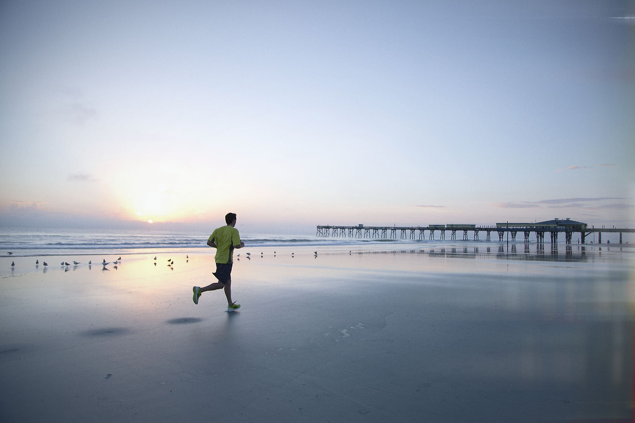 Halifax Health shoot. Daytona Beach, Florida