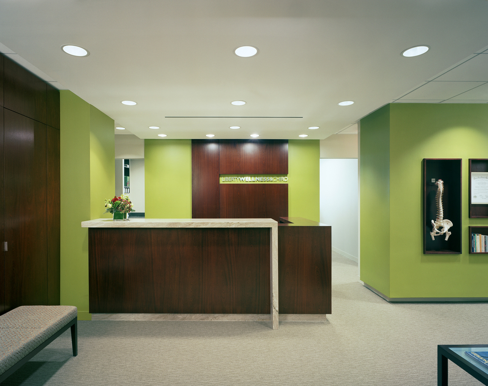 Liberty Wellness Chiro Idea Space Residential and Commercial