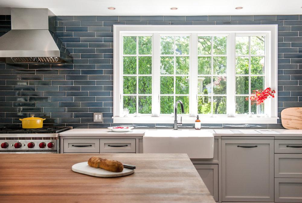 Summit kitchen renovation