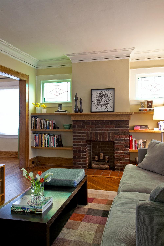 Maplewood House Renovation