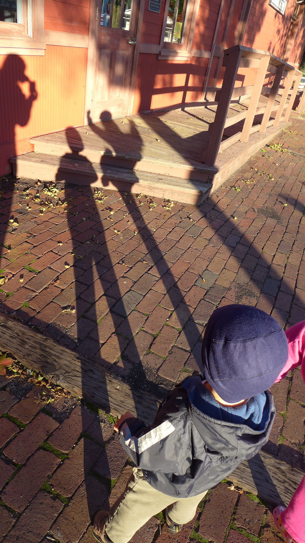 Shadow fun