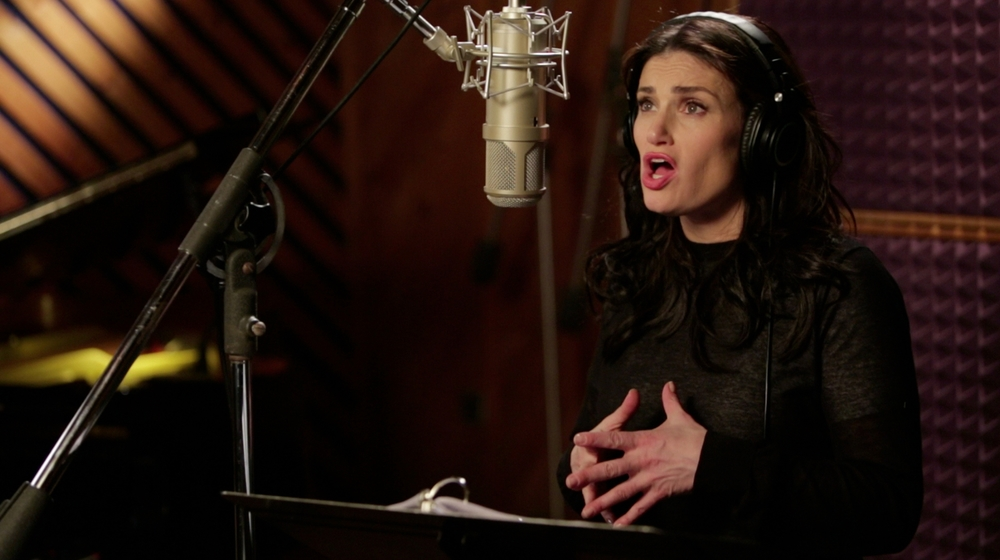 "Idina Menzel: ""You Learn to Live Without"""