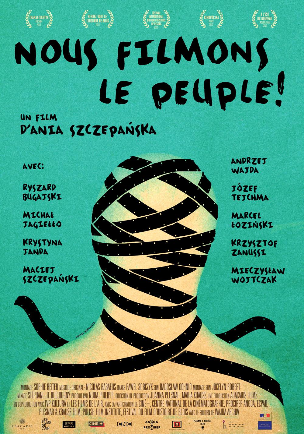 Nous Filmons Le Peuple! film poster,2013