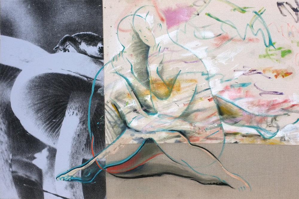 Anthropophagie_2019_Peinture à l'huile et tirage photographique sur toile cousus_97 x 146 cm.jpg