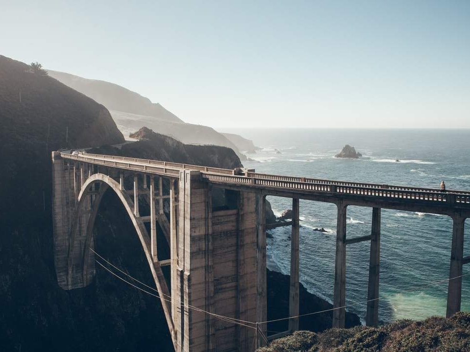 Dat bridge doe.