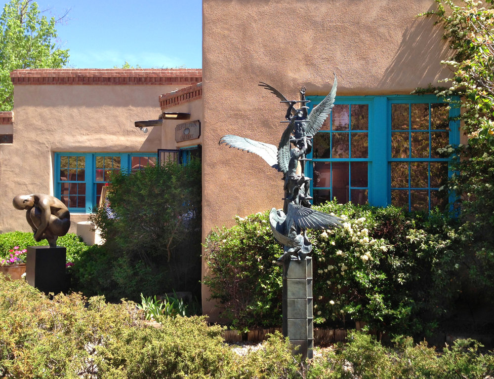 REFLECTION GALLERY, SANTA FE, NM