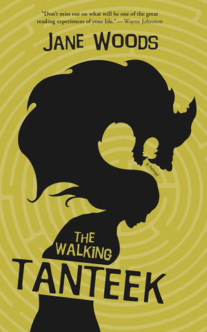The Walking Tanteek cover
